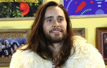 Jared Leto Is Growing His Beard Back After Shaving for 'Morbius'