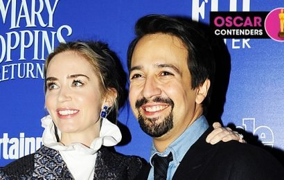 Lin-Manuel Miranda Calls Emily Blunt's Mary Poppins An 'Eternal Reminder' To 'Shift Our Perspective'