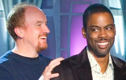Chris Rock Slammed For Laughing About Louis C.K. Using 'N-Word' In Resurfaced 2011 Video