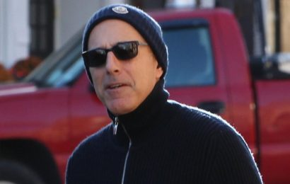 Matt Lauer Appeared 'Rail Thin,' 'Sickly' While Dining Alone In NY: 'He Looked Like Absolute Hell!'