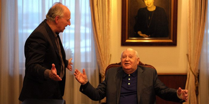 The Orchard Buys Werner Herzog Doc 'Meeting Gorbachev' (EXCLUSIVE)