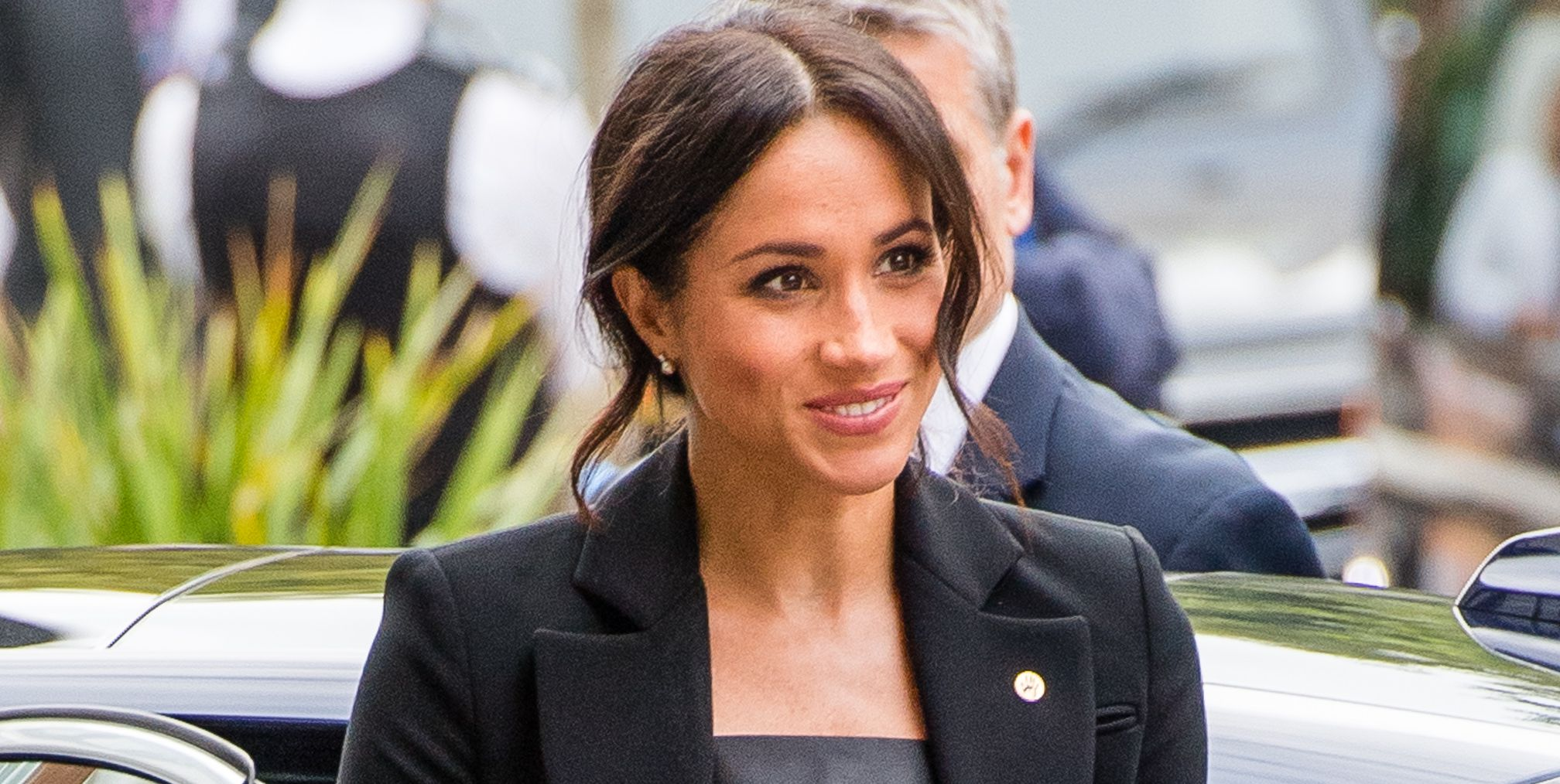 Meghan Markle Secretly Attended a Meeting on Higher Education