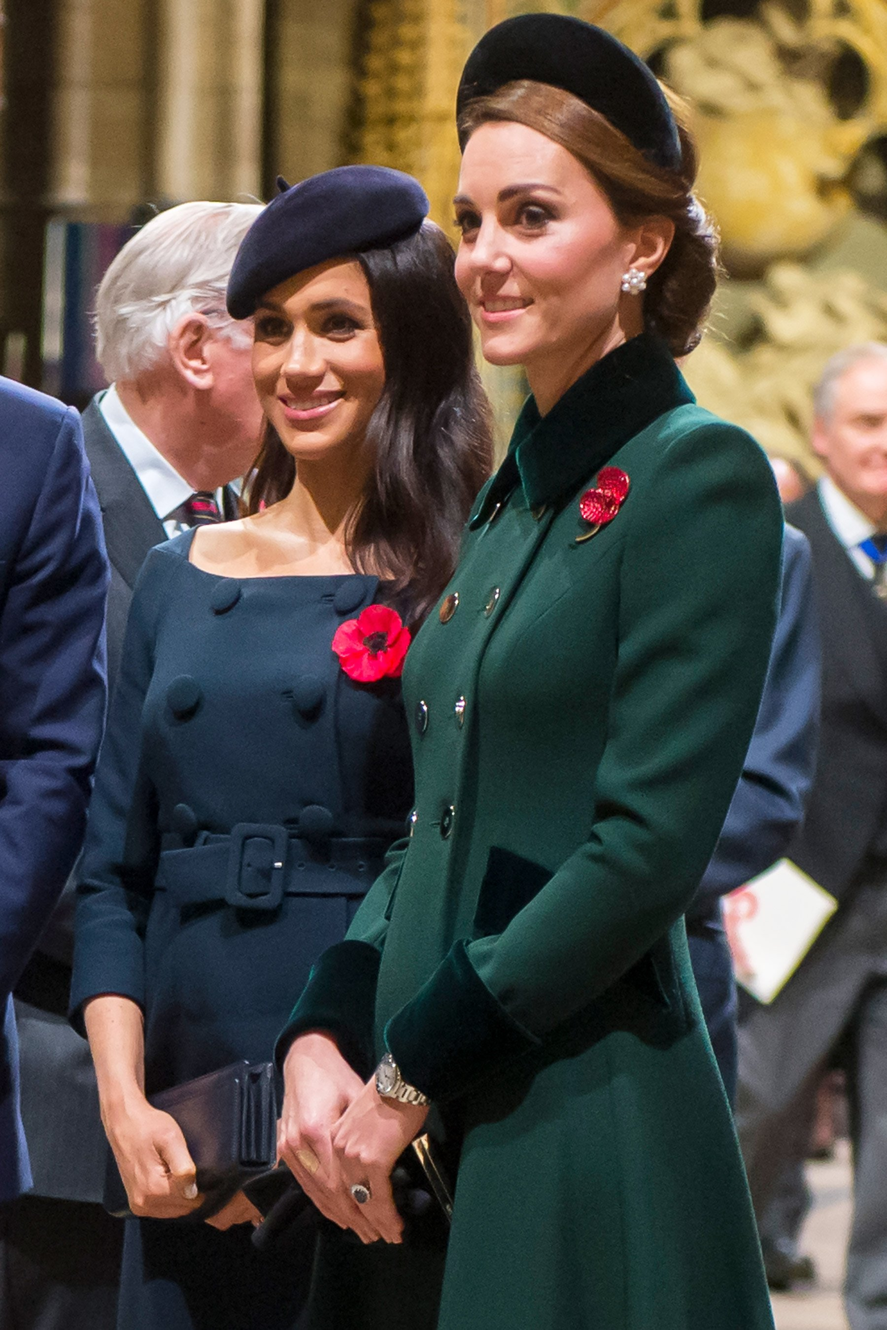 Kensington Palace Issues Rare Denial Over Kate Middleton and Meghan Markle Feud Rumors