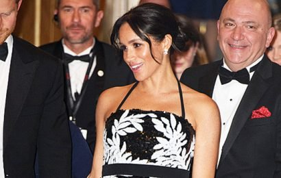 Meghan Markle's 24 Best Royal Looks Of 2018: Dressing Up Her Baby Bump & More