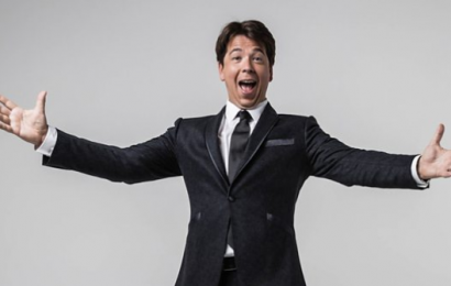 When is Michael McIntyre's Big Show on BBC One and who's appearing on the show?