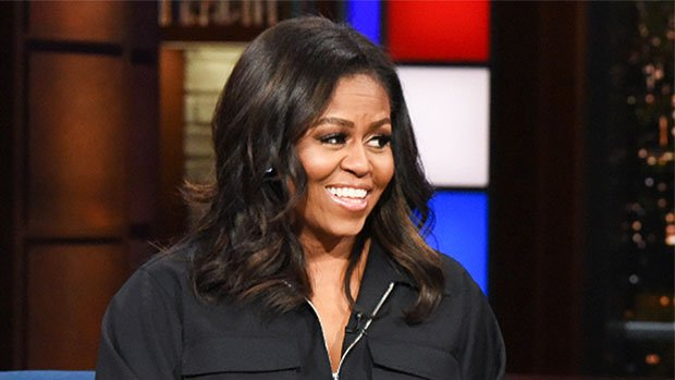 Michelle Obama Rocks Gorgeous Sparkly Eye Makeup — How To Copy Her Holiday Look