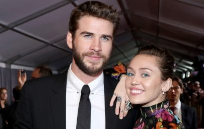 WATCH Miley Get Down & Dirty After Marrying Liam In Surprise Ceremony