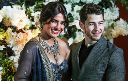 Priyanka Chopra and Nick Jonas Celebrate Marriage with Second Wedding Reception in Mumbai: See Their Looks!