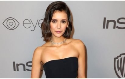 Nina Dobrev Exposes Toned Legs In Sexy New Bikini Photo