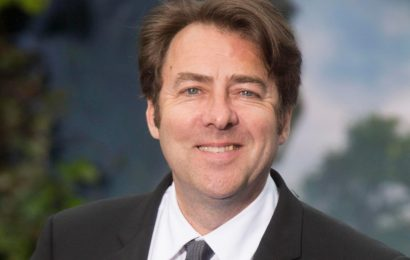 How old is Jonathan Ross, what is his net worth and when did he marry his wife and film producer Jane Goldman?