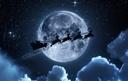 How many reindeer does Santa Claus have, what are their names and what are the lyrics to Rudolph the Red Nosed Reindeer?
