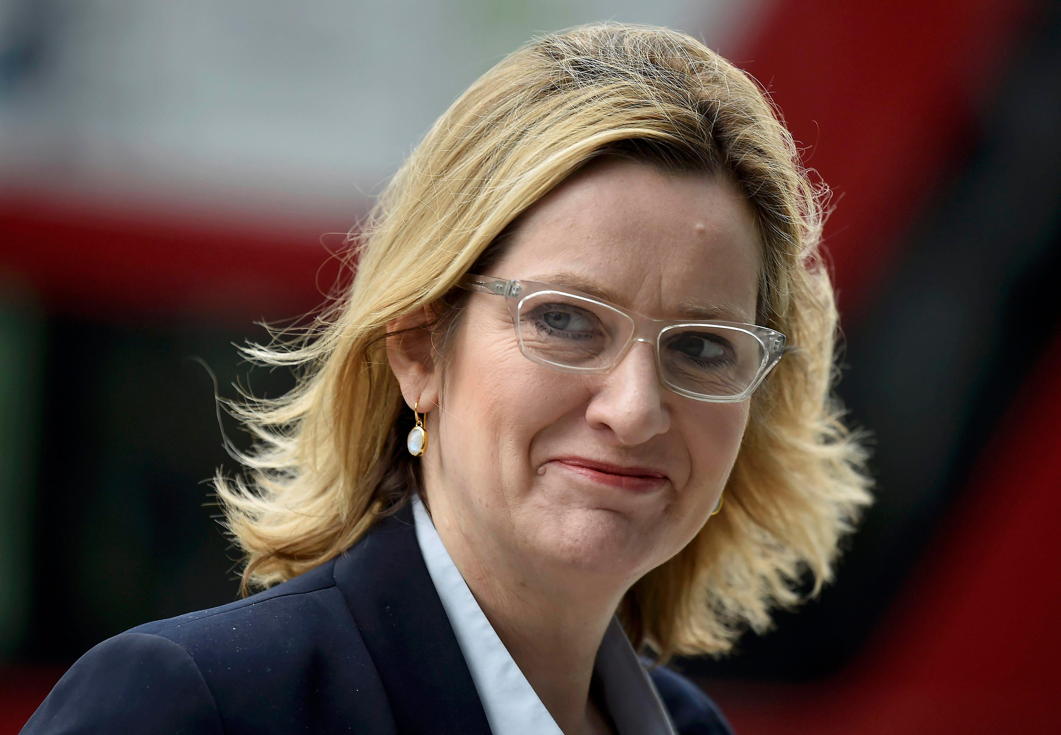 Who is Amber Rudd, what's she said about Brexit and who is her ex-husband AA Gill?