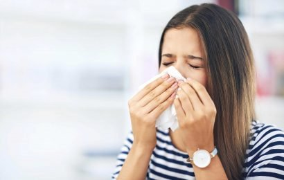 Seven tips to avoid nasty winter bugs infecting the office – call in sick and never use the coffee machine