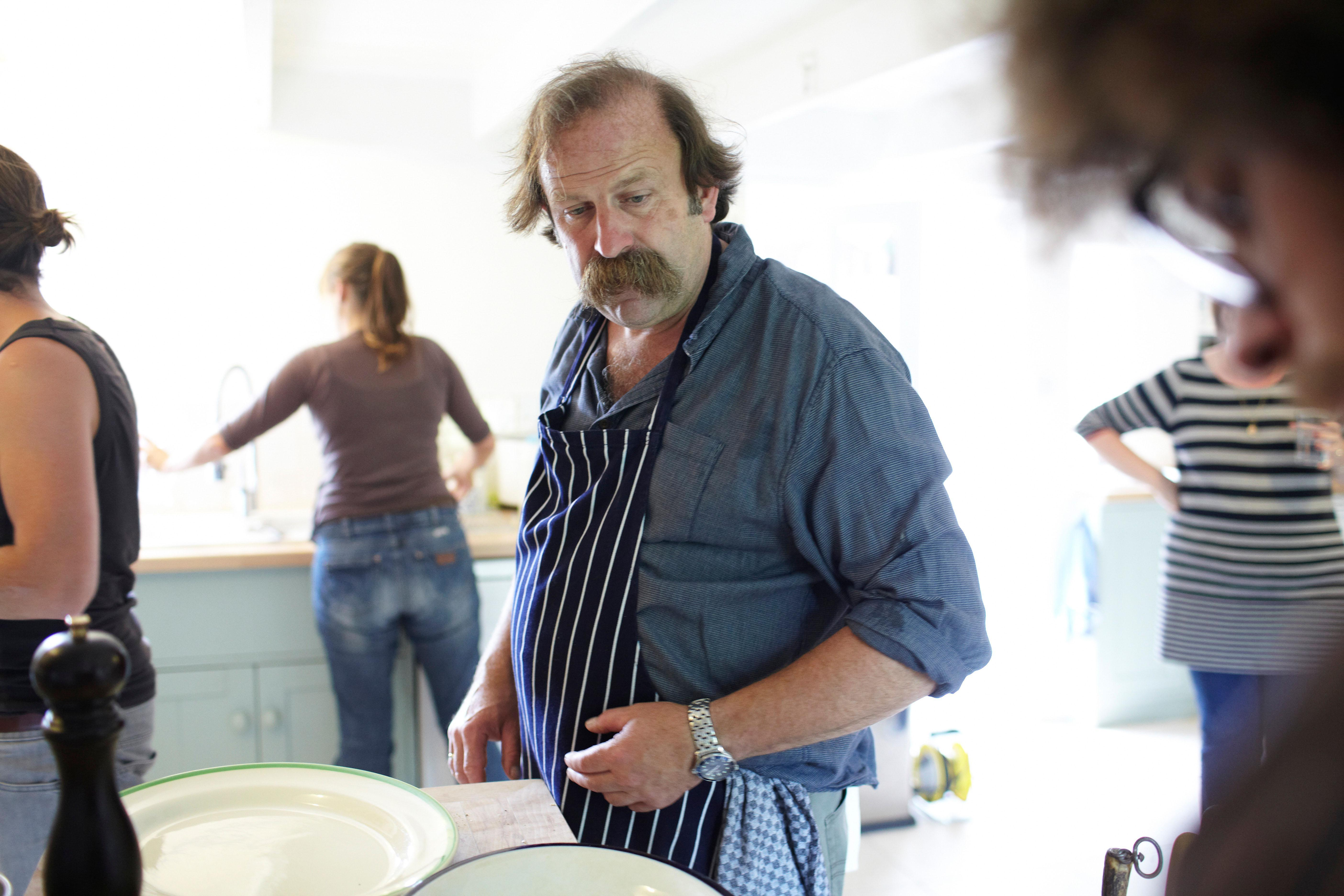 Who is Dick Strawbridge? Host on Escape to the Château and Scrapheap Challenge presenter