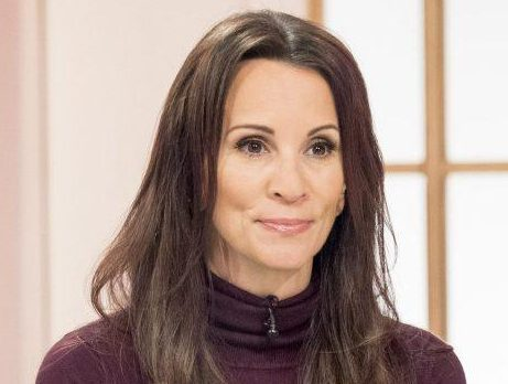 How old is Andrea McLean, when did she get married to her husband Nick Feeney and how long has she been on Loose Women?
