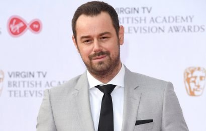 How old is Danny Dyer, will he be working with daughter Dani and when did he marry his wife Joanne Mas?