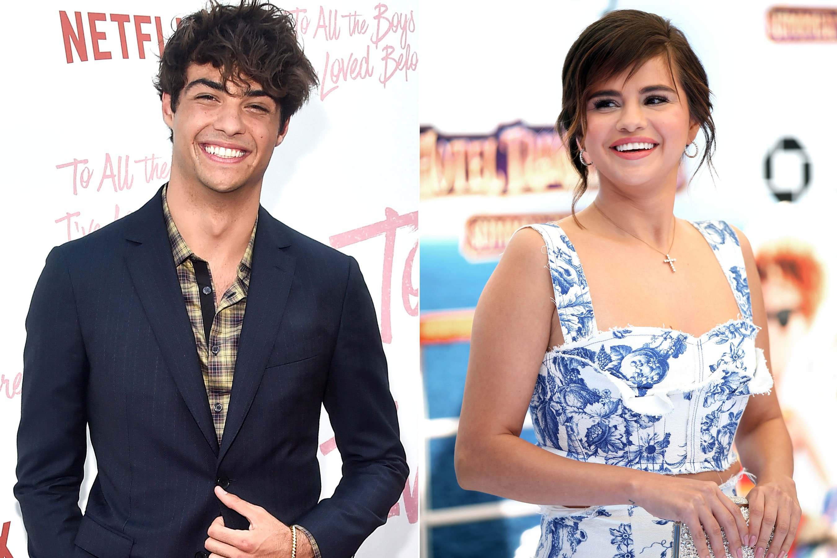 Noah Centineo Gushes Over His Celeb Crush Selena Gomez on Instagram: 'She's Gorgeous'