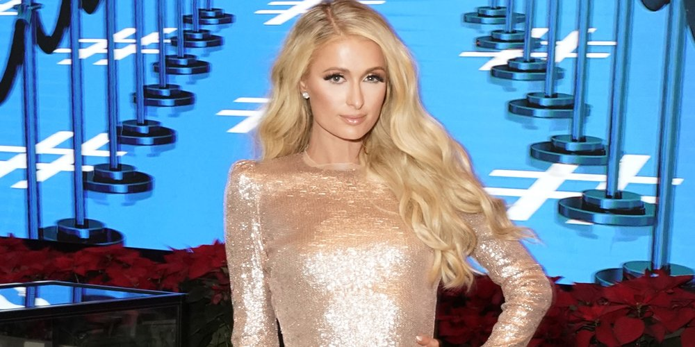 Paris Hilton Shimmers at 'The American Meme' Special Screening in Los Angeles