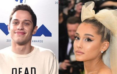 Pete Davidson Stands Up For Kanye West After Ex Ariana Grande's Apology
