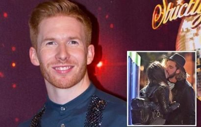 Strictly pro dancer Neil Jones to confront snog rat Seann Walsh over gay jibe at stand-up routine