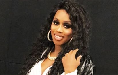 'L&HH NY' Star Remy Ma Flaunts Her Bare Baby Bump In Sexy New Pic