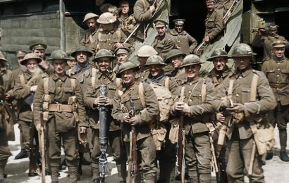 They Shall Not Grow Old movie review: A marriage of two cinematic births