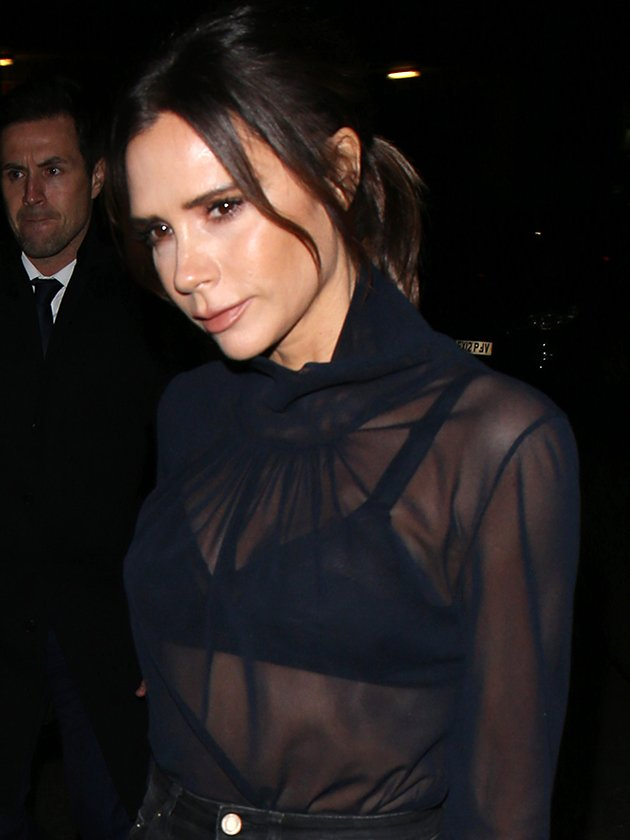 Victoria Beckham shares glimpse of Spice Girls themed Christmas tree