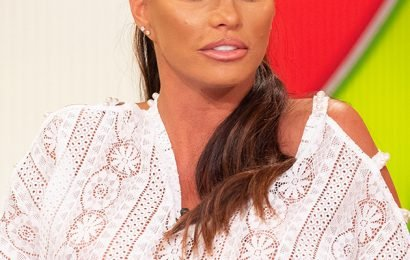 Katie Price 'spends huge amount on Christmas' after dodging bankruptcy