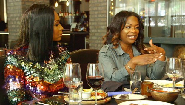 'RHOA': Porsha Freaks Out After She Learns Kandi's Spreading Rumors About Her BF Dennis