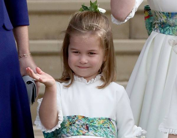 Princess Charlotte May Have Starred in Her First Christmas Play