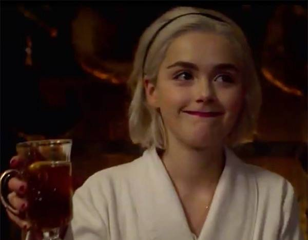 Chilling Adventures of Sabrina's Holiday Special Gets a Trailer