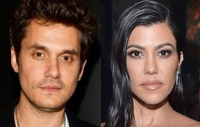 Here's What's Really Going on Between Kourtney Kardashian & John Mayer
