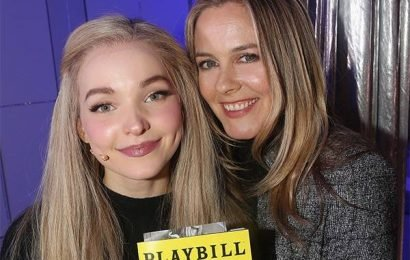 Dove Cameron Meets Alicia Silverstone at Clueless Musical