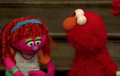 'Sesame Street' Muppet Lily Becomes First To Experience Homelessness