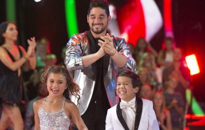 Sky Brown & JT Church Take Us To The Beach For Christmas on 'DWTS Juniors' Finale – Watch Now!