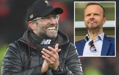 Mourinho sacked: Ed Woodward blew his chance to land Klopp as Man Utd boss after describing Old Trafford as a 'mythical' place