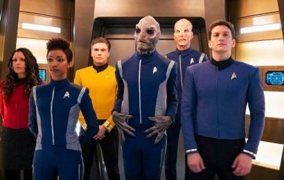 'Star Trek: Discovery' Season 2 Trailer Brings the Enterprise Crew in to Fight for the Future
