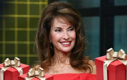 Susan Lucci's home has a closet just for gifts