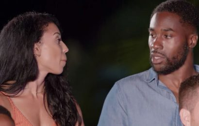It Doesn't Take Long Before the First Fight of 'Temptation Island' Makes Everyone Uncomfortable
