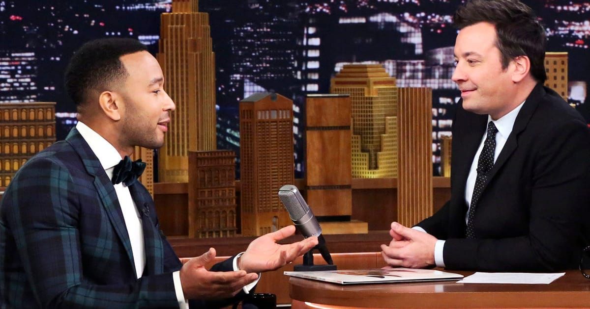 John Legend Planning Ultimate Tribute to All Those Memes Comparing Him to 'Arthur'