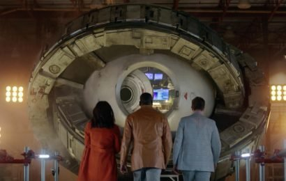 Timeless series finale trailer teases team's last mission