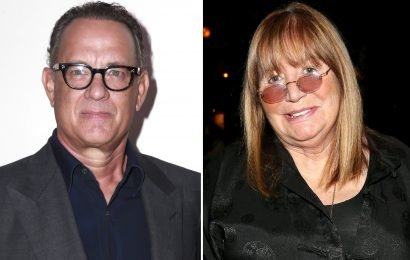 Tom Hanks pays tribute to Penny Marshall