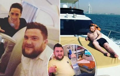 Instagram snaps reveal luxury lifestyle of 'Walter Mitty' fraudster who mixed with Fernando Torres after using travel agents' passwords to steal £44k holidays