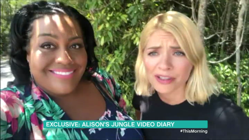 Holly Willoughby predicts a woman will win I'm A Celebrity this year but vows never to enter the jungle herself