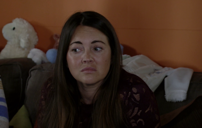 EastEnders mystery finally solved as it's revealed how 16 people fit into Stacey's house as Alfie unveils loft conversion plan