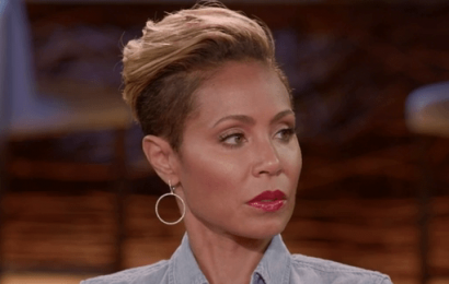 Jada Pinkett Smith reveals she was 'extremely suicidal' when she first found fame