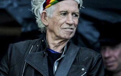 Keith Richards Has Practically Given Up Drinking