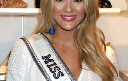 Something Tells Me That Miss USA Isn't Going To Win Miss Congeniality At The Miss Universe Pageant