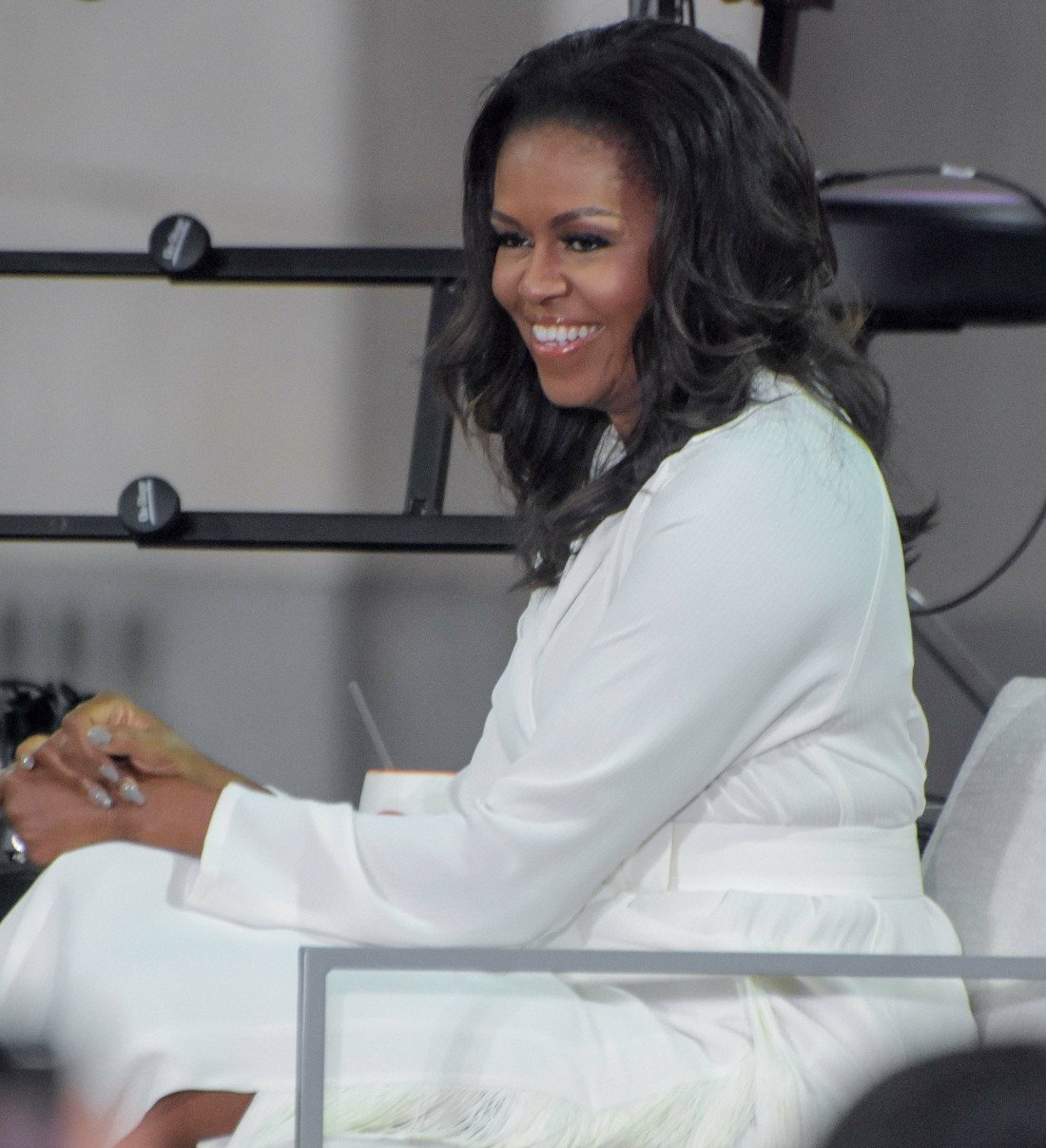 Michelle Obama's advice to Duchess Meghan: 'Don't be in a hurry to do anything'