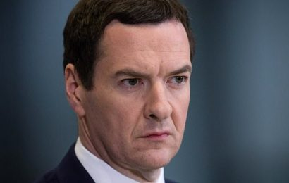 George Osborne launches scathing attack on the Tories